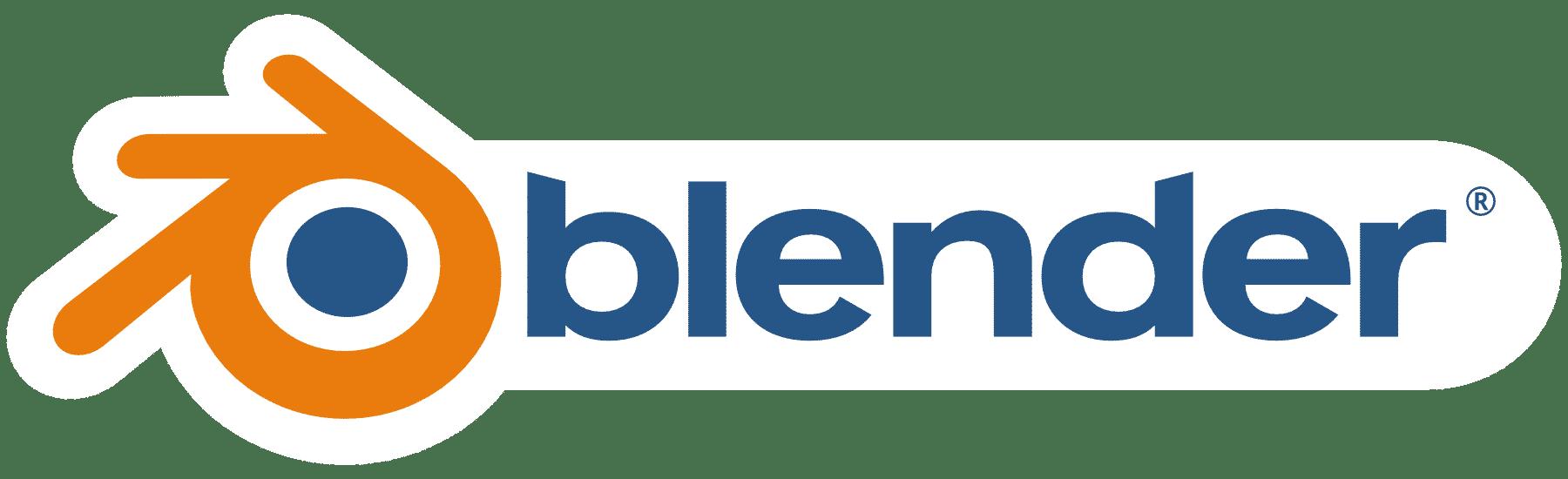 blender logo socket