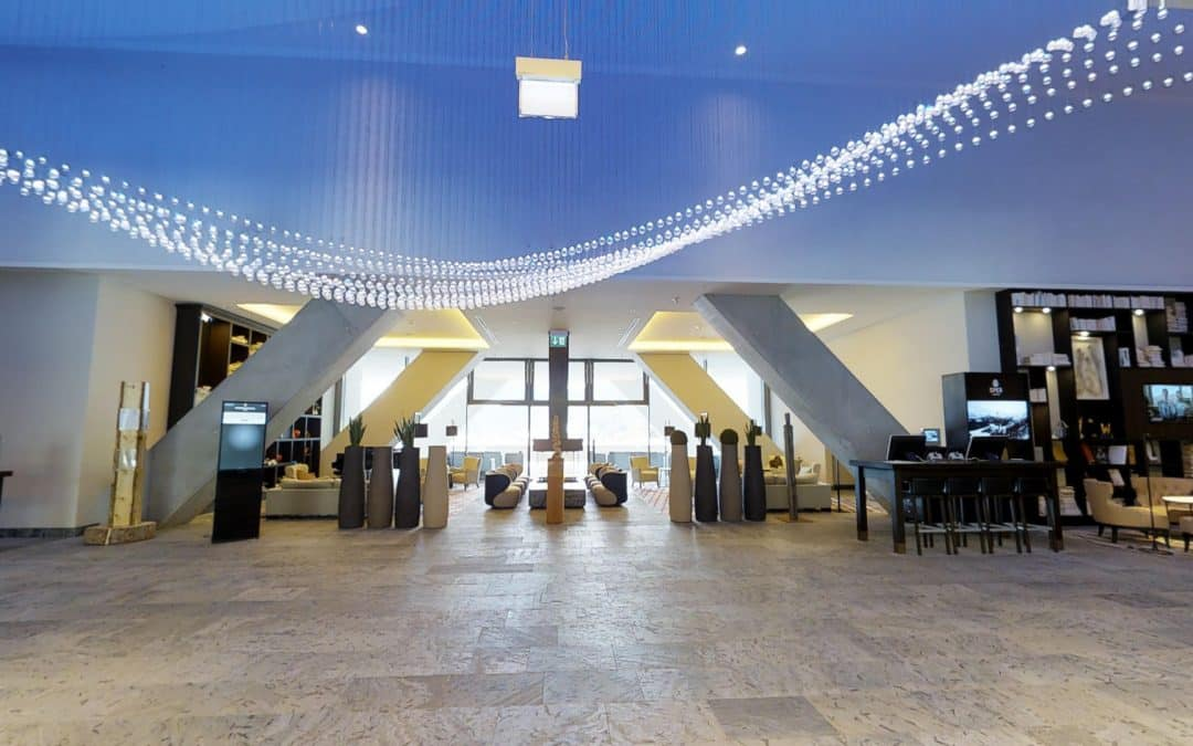 Visite virtuelle 3D Hotel Intercontinental
