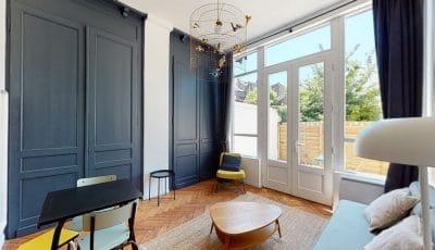 Studio Cour 32 rue de Caumartin