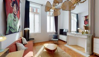 Studio Côté Rue – 32 rue de Caumartin