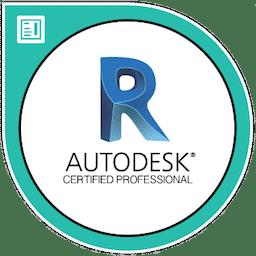 revit architecture certified professional