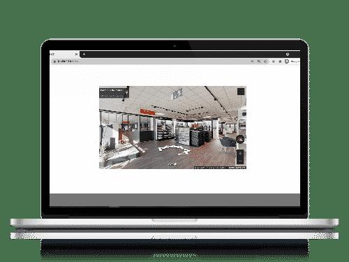 integration visite street view siteweb