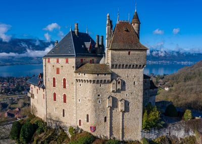 Château de Menthon St Bernard