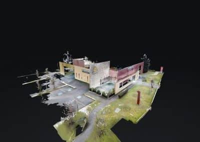 Bâtiment commercial à Franconville
