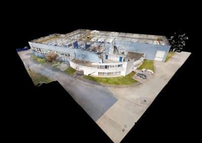 Site de production dans la vallée de l'Arve