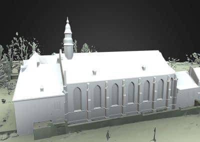 Monastère en Belgique
