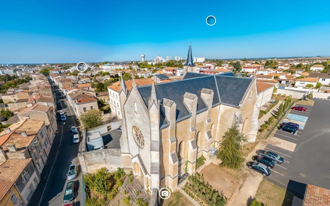 Eglise à Niort